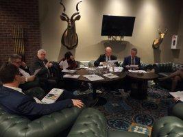 Posiedzenie Zarządu i Komisji Rewizyjnej ZGP
