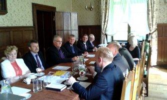 Posiedzenie Zarządu i Komisji Rewizyjnej – Rzucewo 5-6.06.2014r.