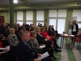 """Seminarium pn. """"Gospodarka wodno-ściekowa w gminach w świetle nowelizacji ustawy Prawo Wodne"""""""