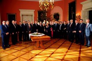 Posiedzenie Rady Federacji Związków Gmin i Powiatów RP