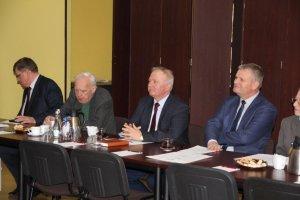 Posiedzenie Zarządu i Komisji Rewizyjnej