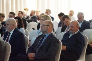 Obrady  Zgromadzenia Ogólnego Związku Gmin Pomorskich -Dolina Charlotty, Strzelinko, 11-12 IV 2018