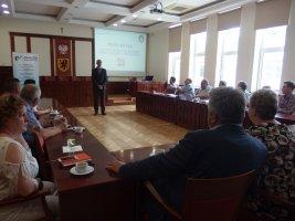 Seminarium dot. bezpieczeństwa publicznego