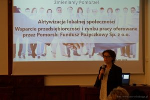 """Relacja z seminarium pn."""" Aktualne wyzwania na rynku pracy w województwie pomorskim - ze szczególnym uwzględnieniem obszarów wiejskich"""