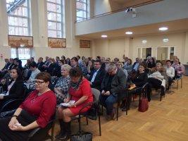 """Relacja z konferencji pn. """" Edukacja w województwie pomorskim"""